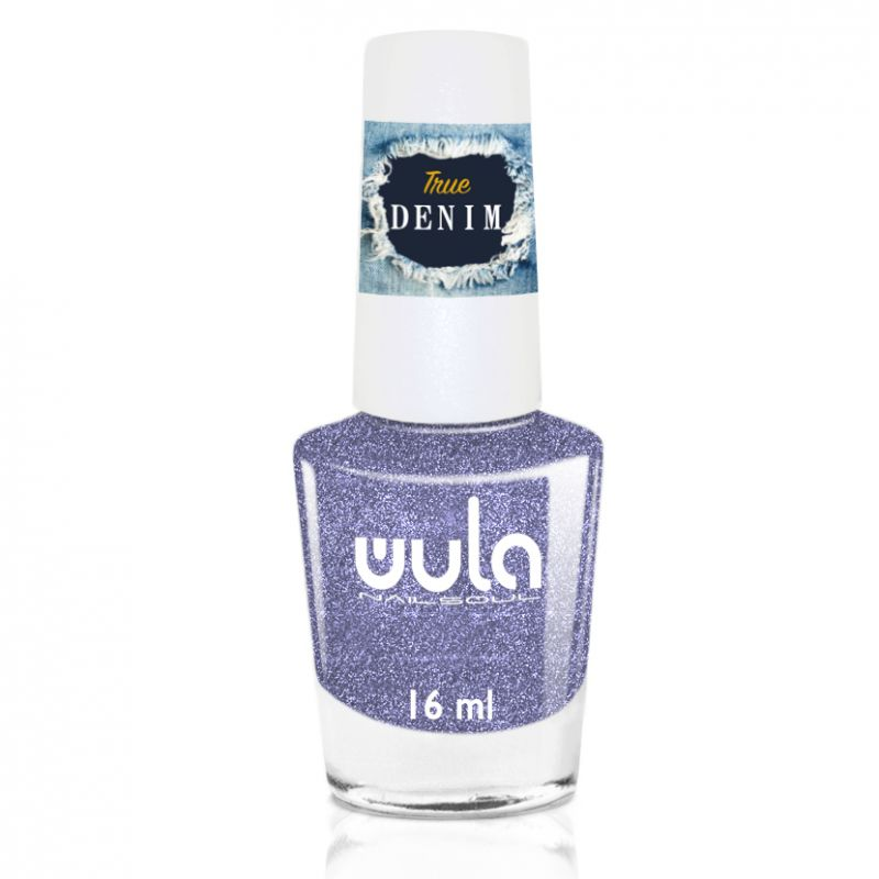 WULA nailsoul Лак для ногтей True denim, тон 903
