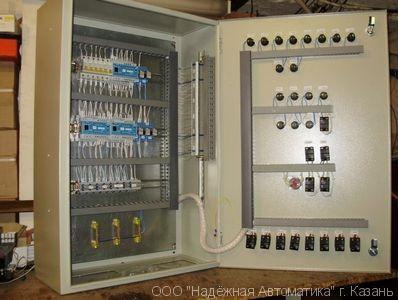 Шкаф управления клапанами - 13 клапанов