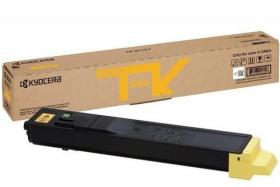 Тонер-картридж Kyocera TK-8115Y желтый оригинальный