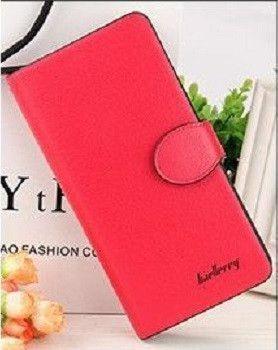Женский кошелек Baellerry (Цвет: Красный)