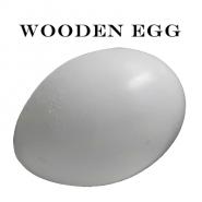 Деревянное яйцо - Wooden Egg by Mr. Magic