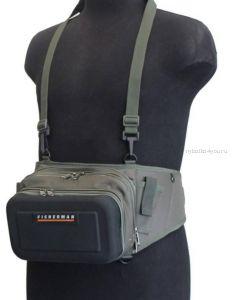 Поясная и нагрудная сумка Fisherman/ Артикул: Ф58