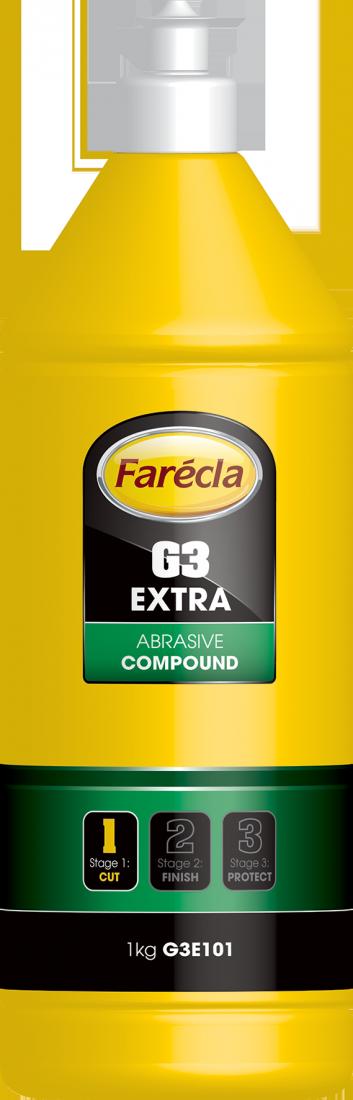FARECLA G3 Extra Абразивная паста, 0,5кг.