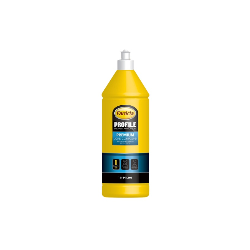 FARECLA Profile Premium Liquid  Полировальная эмульсия, 1л.