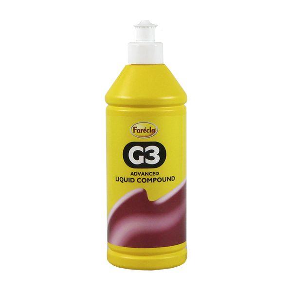 FARECLA G3 Liquid Абразивная полировальная эмульсия, 1л.