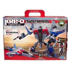 KRE-O Transformers, Старскрим