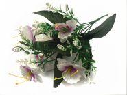 Искусственный букет орхидей 7 голов