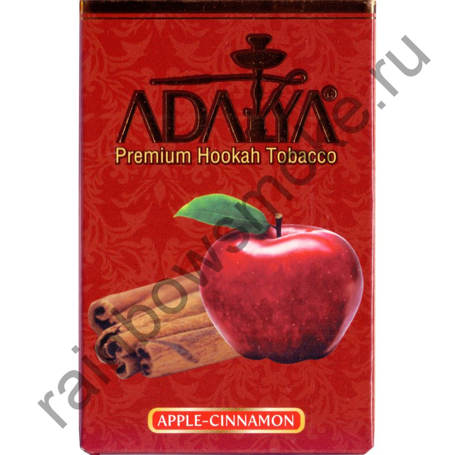 Adalya 50 гр - Apple-Cinnamon (Яблоко с Корицей)