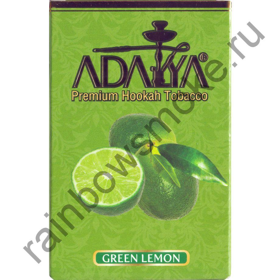 Adalya 50 гр - Green Lemon (Зеленый Лимон)