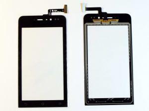 Тачскрин Asus A450 ZenFone 4 (black) Оригинал