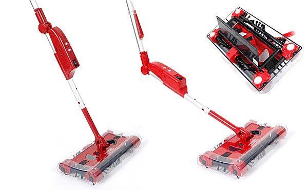 Электровеник Swivel Sweeper G6