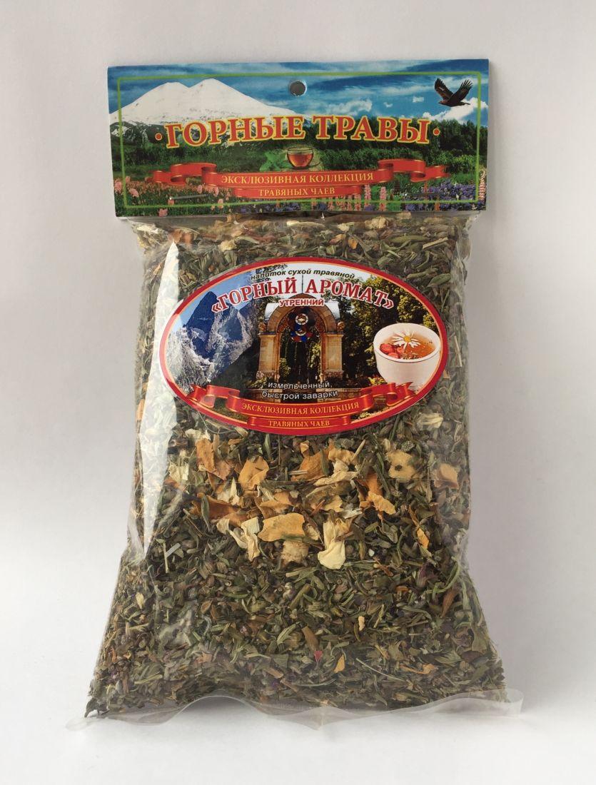 Травяной чай Горный аромат - 50 гр