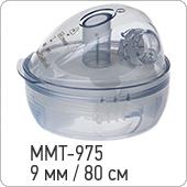 Инфузионный набор МИО (MIO) ММТ-975  9 мм/80 см