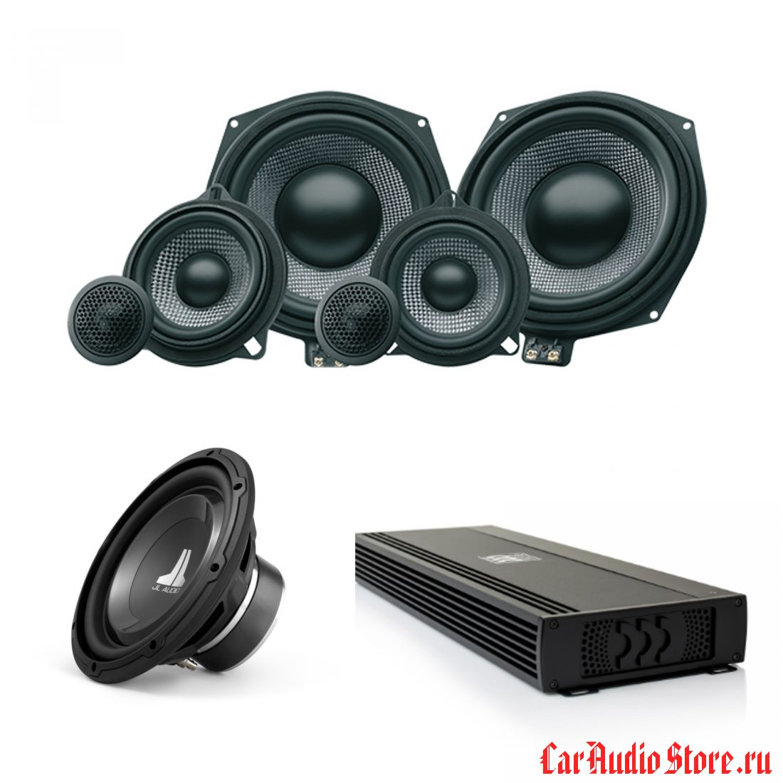 HIFI Kit MTX 2 (MOREL)