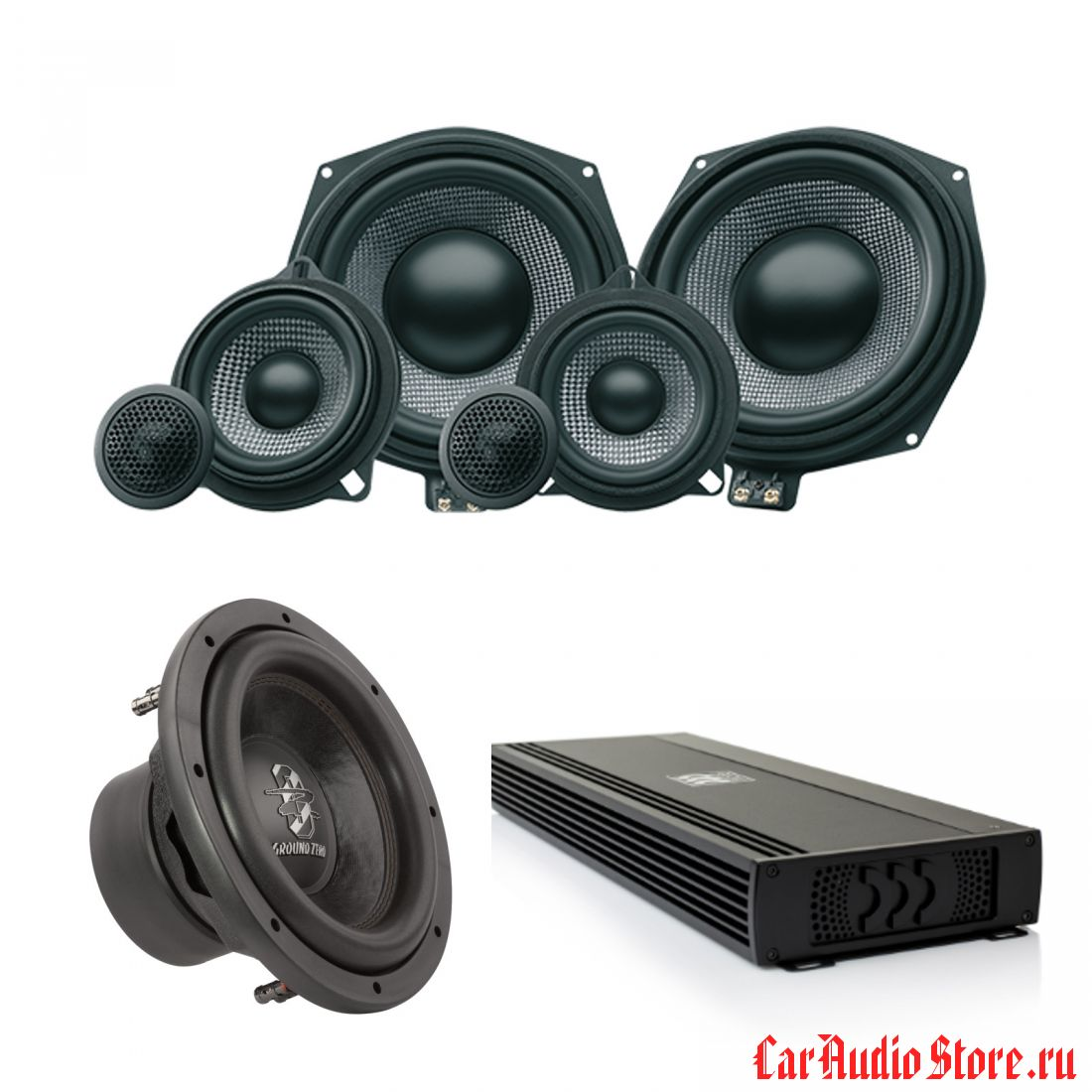 HIFI Kit MTX 4 (MOREL)
