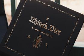 Rhine's Dice Matthew Mello by Theory11