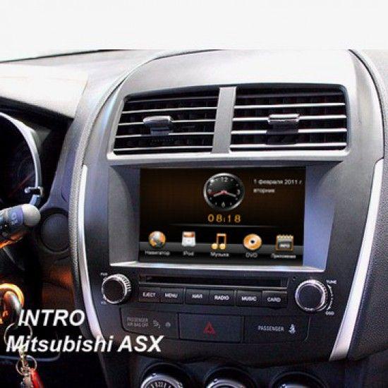 Штатная магнитола Mitsubishi ASX, Citroën C-4 Aircross