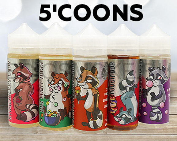 5'COONs 120 мл