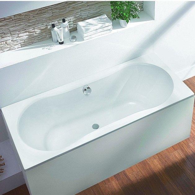 Встраиваемая акриловая ванна Hoesch TACNA 5574 180x80 ФОТО