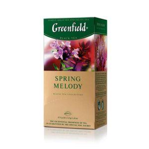 Чай Greenfield Spring Melody черный  25 пак