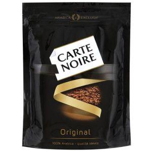 Кофе Carte Noire 150гр растворимый (пакет)