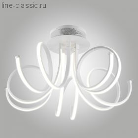 Светодиодная люстра Артикул: 90042/5 белый