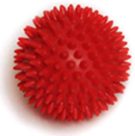 Мяч массажный игольчатый INDIGO 6992-1 HKMB 7см
