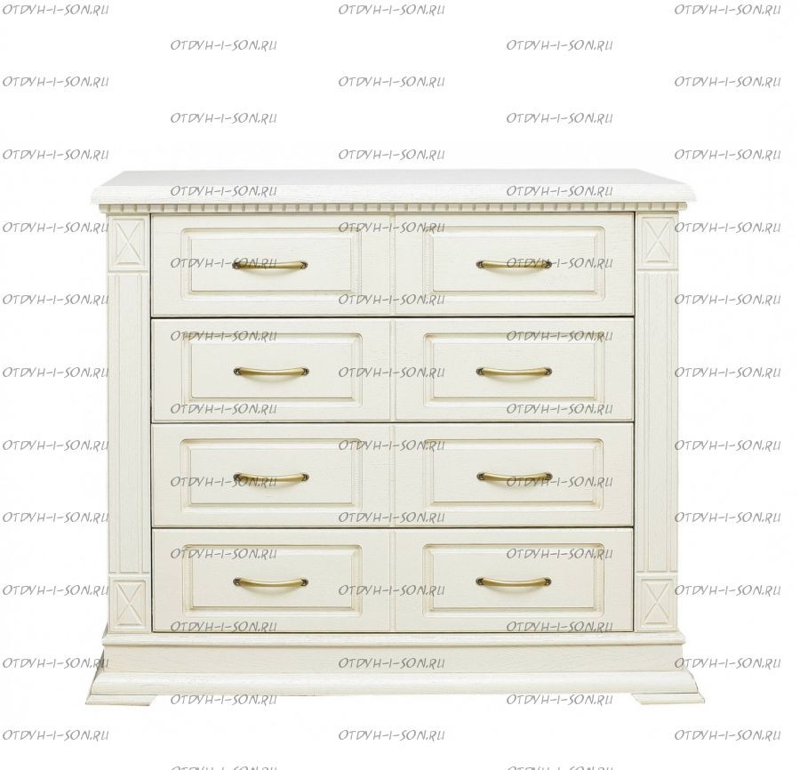 Комод Флоренция Т005065 (115х48х94)