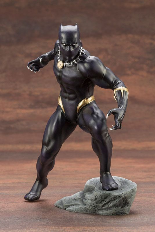Фигурка Marvel - Чёрная Пантера Black Panther