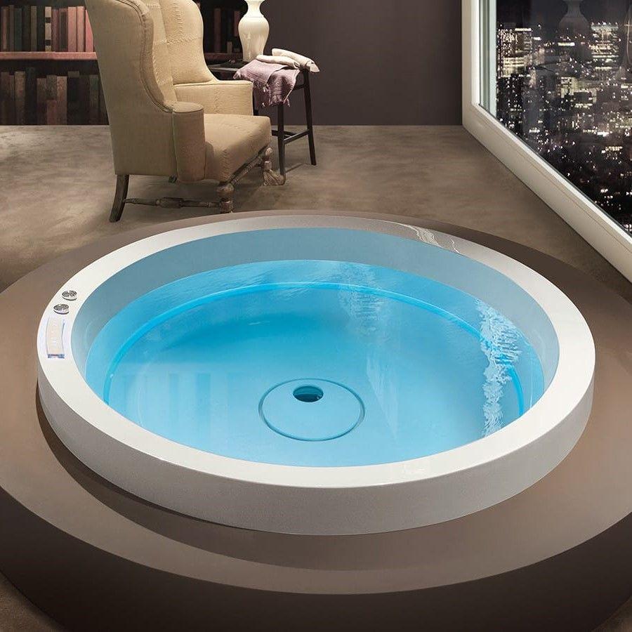 Гидромассажная ванна Gruppo Treesse Dream 160x160  V836 ФОТО