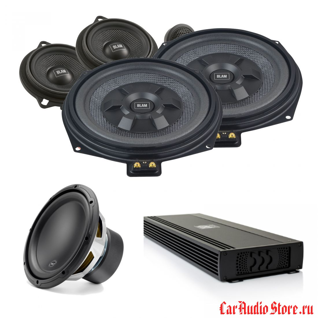 HIFI Kit Blam XF 1 (MOREL)
