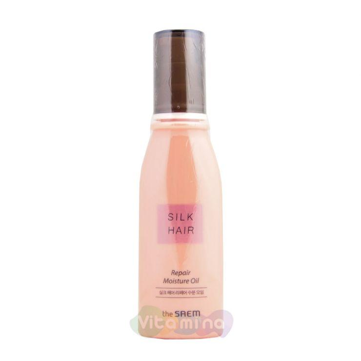 THE SAEM Silk Hair Repair Moisture Oil Восстанавливающее масло для волос