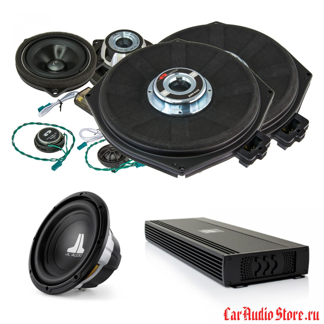 HIFI Kit CDT Audio 1.3 (MOREL)