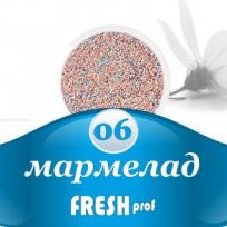 Мармелад для дизайна ногтей №06