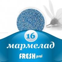 Мармелад для дизайна ногтей №16