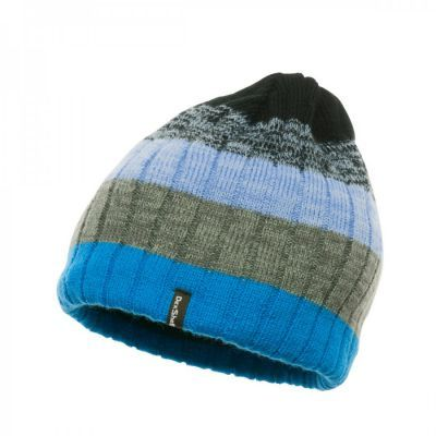 Шапка водонепроницаемая DexShell Waterproof Beanie Hat ветрозащитная дышащая Blue Gradient one size