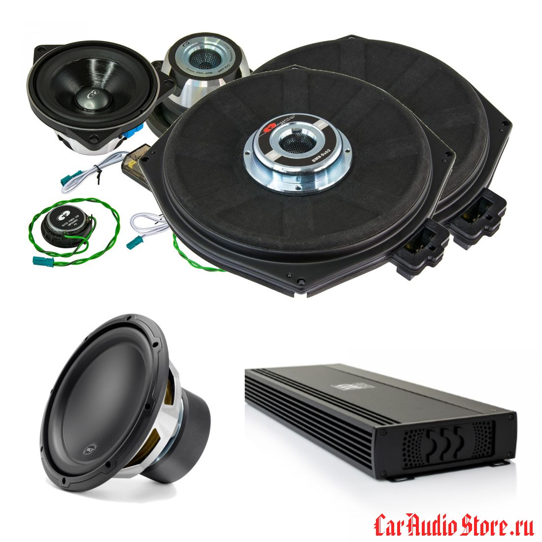 HIFI Kit CDT Audio 2.1 (MOREL)