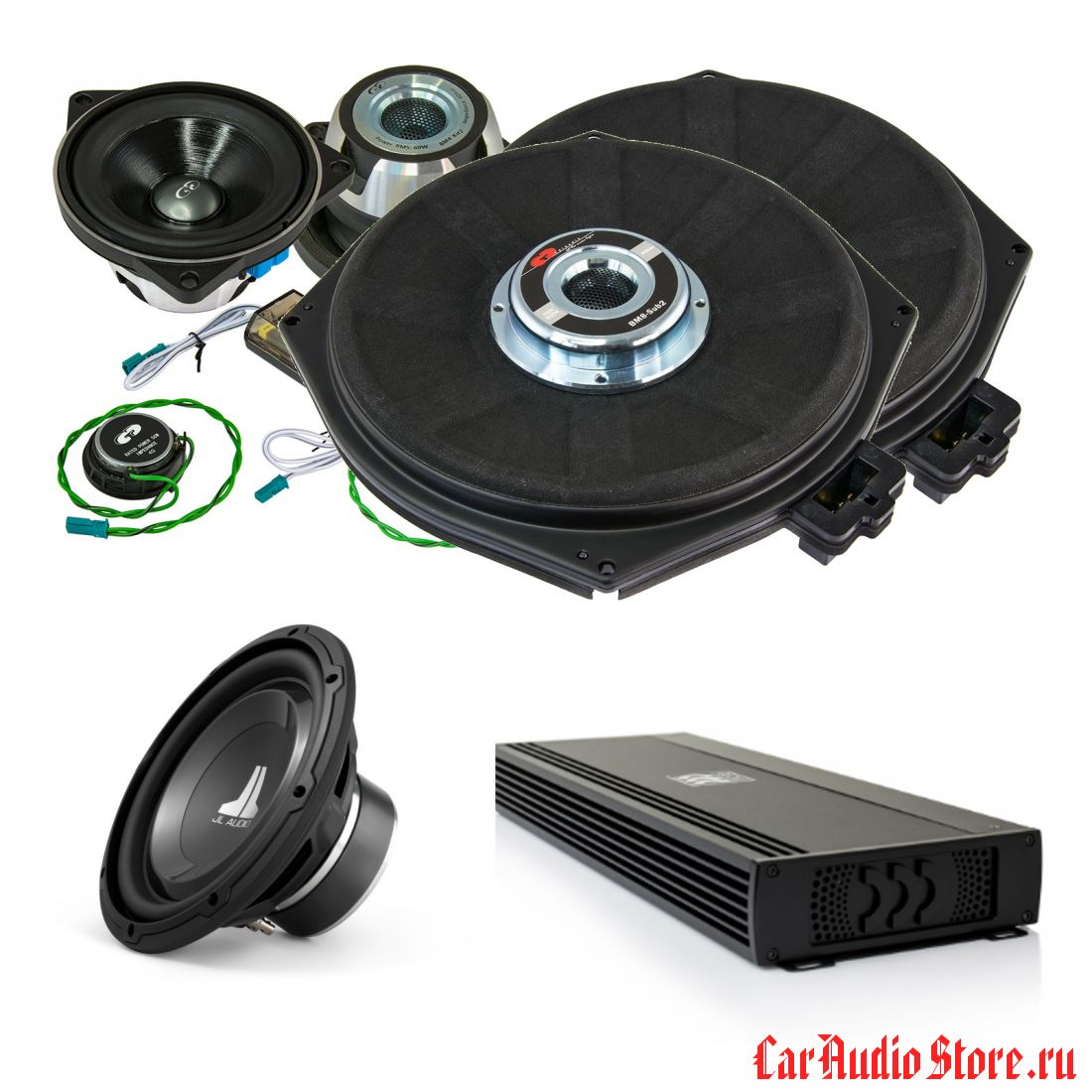 HIFI Kit CDT Audio 2.2 (MOREL)