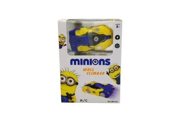 Антигравитационная машинка Minions Wall Climber