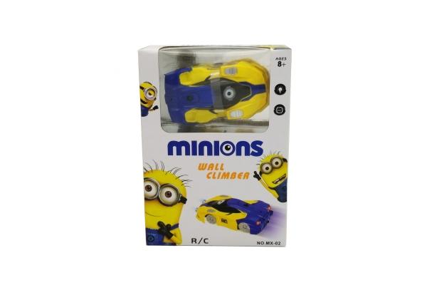 Купить Антигравитационная машинка Minions Wall Climber в москве недорого