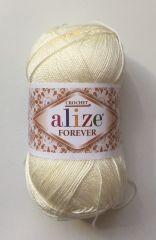 Forever (Alize) 01-молочный
