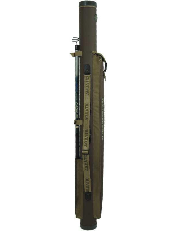 Тубус AQUATIC ТК-110-132 с 2 карманами 132см