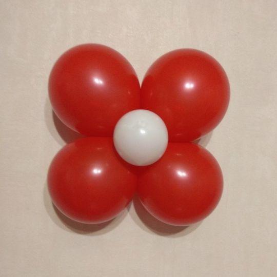 Цветок (4 лепестка)