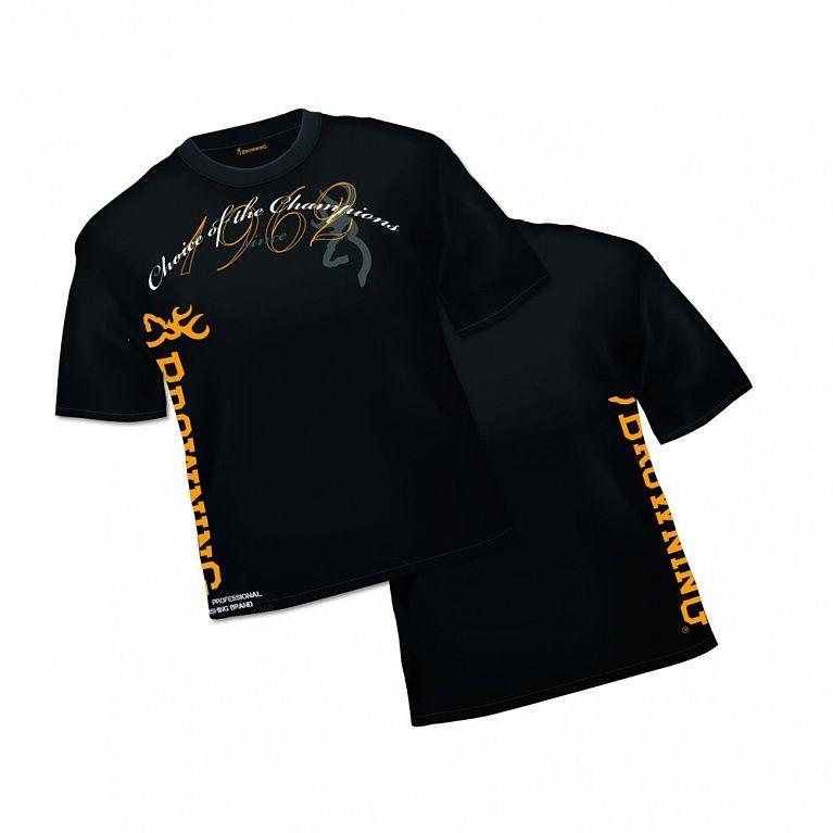 Футболка Browning Т-Shirt Exclusive чёрная размер L