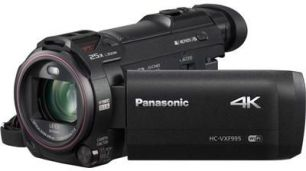 PANASONIC HC-VX F 995 4 K