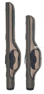 Жесткий чехол для снаряженных спиннингов Fisherman/ Артикул: Ф33 / длина 160 см / ⌀  7,5 см