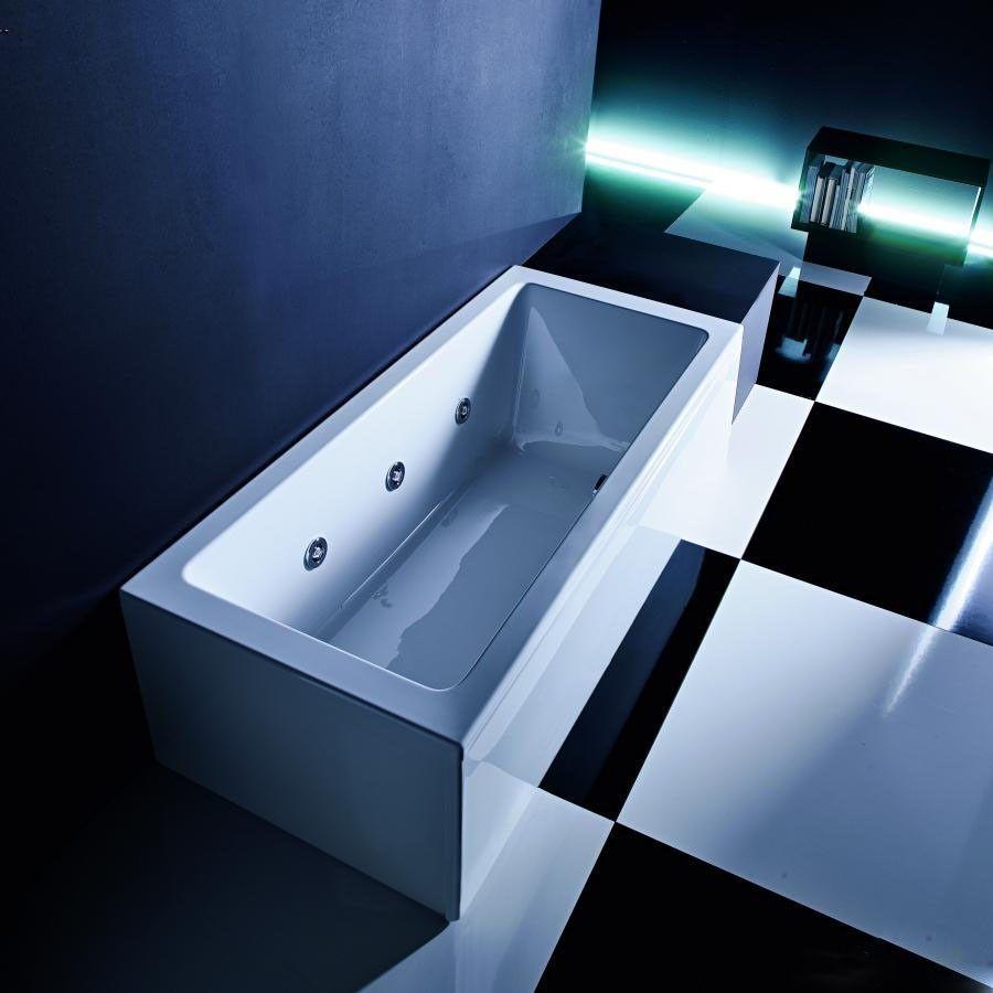 Гидромассажная ванна Gruppo Treesse Quadra 150x75 V070 ФОТО