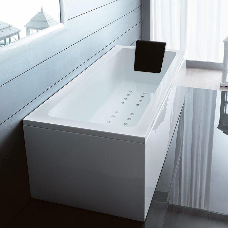 Гидромассажная ванна Gruppo Treesse Quadra 170x70 V072 ФОТО