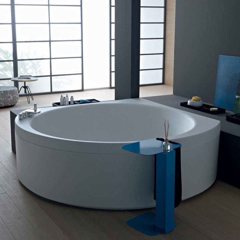 Гидромассажная ванна Gruppo Treesse Suri 169x169 V276 ФОТО