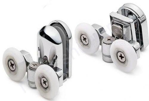 Ролик VH071 Cezares (комплект 8шт) Диаметр колеса (от18,6 до 28мм)
